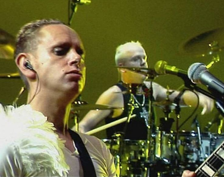 Martin Gore, Depeche Mode Exciter Tour