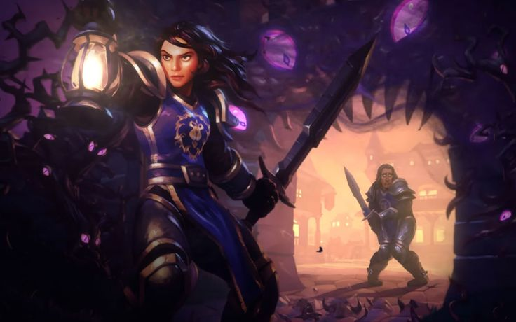 hearthstone heroes of warcraft images and pictures - hearthstone heroes of warcraft category