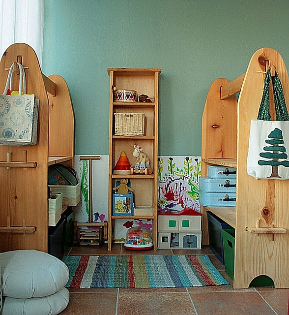 Indoor play inspiration a waldorf kindergarten at home for Waldorf at home