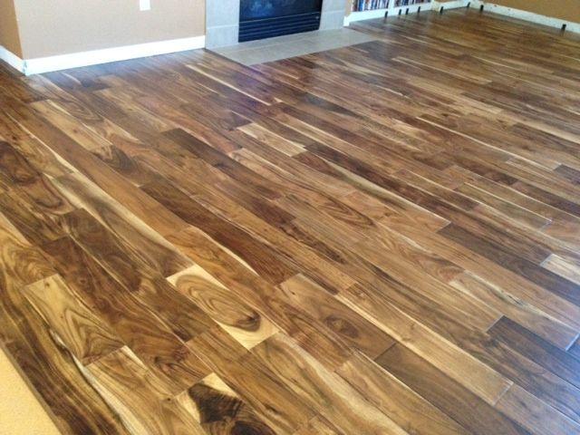 Home 3 Acacia Wood Flooring Lumber