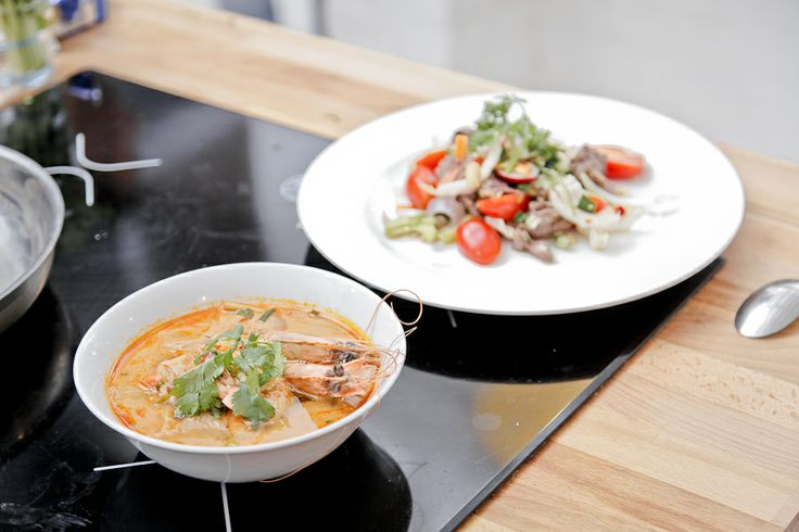 Thai cuisine workshop