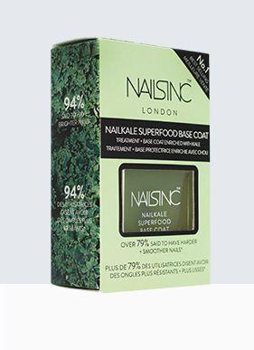 Nails inc Superfood NailKale Base Coat 14ml