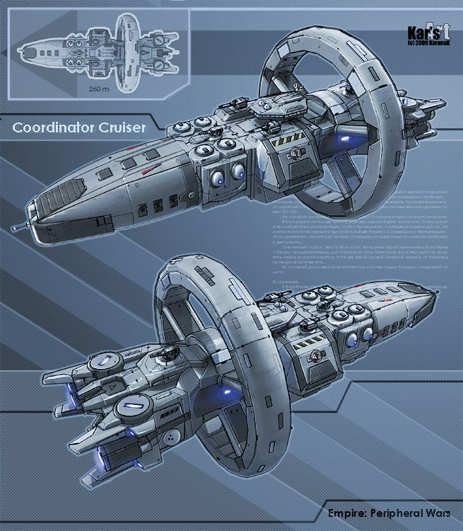 Amazing Spaceships Concepts | Abduzeedo Design Inspiration