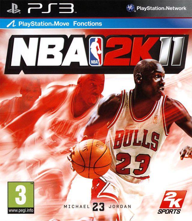 NBA 2K11 PlayStation 3 Basketball Video Game - FREE Int l Shipping!