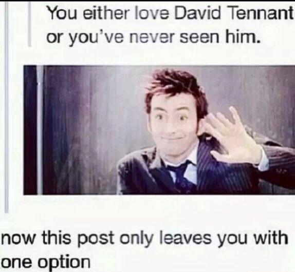 Doctor Who- David TENnant