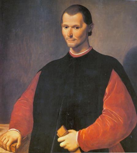Machiavel.