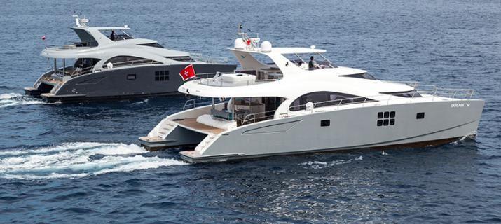 Новый корпус 70 Sunreef Power! Приглашаем на тест-драйв - http://www.nauticboats.ru/07112013-sunreef-70-power-katamaran-zavoevavshii-serdtsa  #наутика