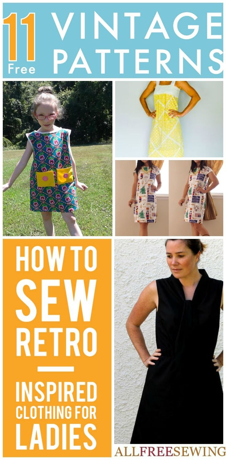 Learn how to sew clothes online for free