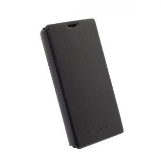 Wysokiej jakości etui typu flipcover marki Krusell dedykowane do urządzenia Nokia Lumia 1020. Etui zapewnia całkowitą ochronę urządzenia oraz bezproblemowy dostęp do wszystkich funkcji i złącz dzięki precyzyjnie wyciętym otworom.  Produkt w kolorze czarnym.