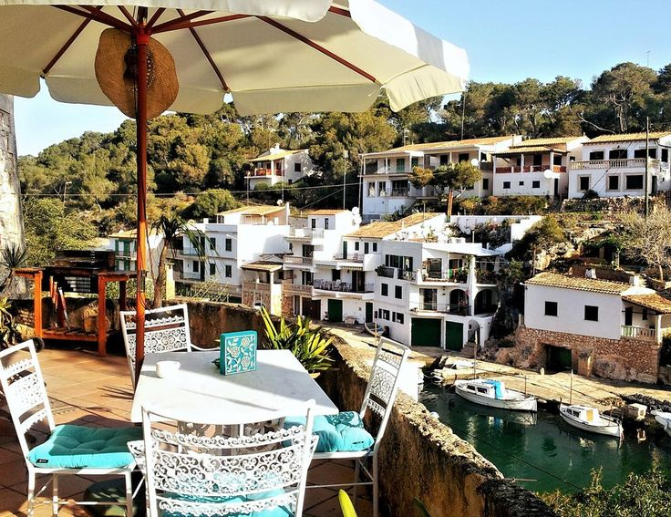Old Stone House Apartments in Cala Figuera, Majorca