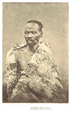 BaPedi chief