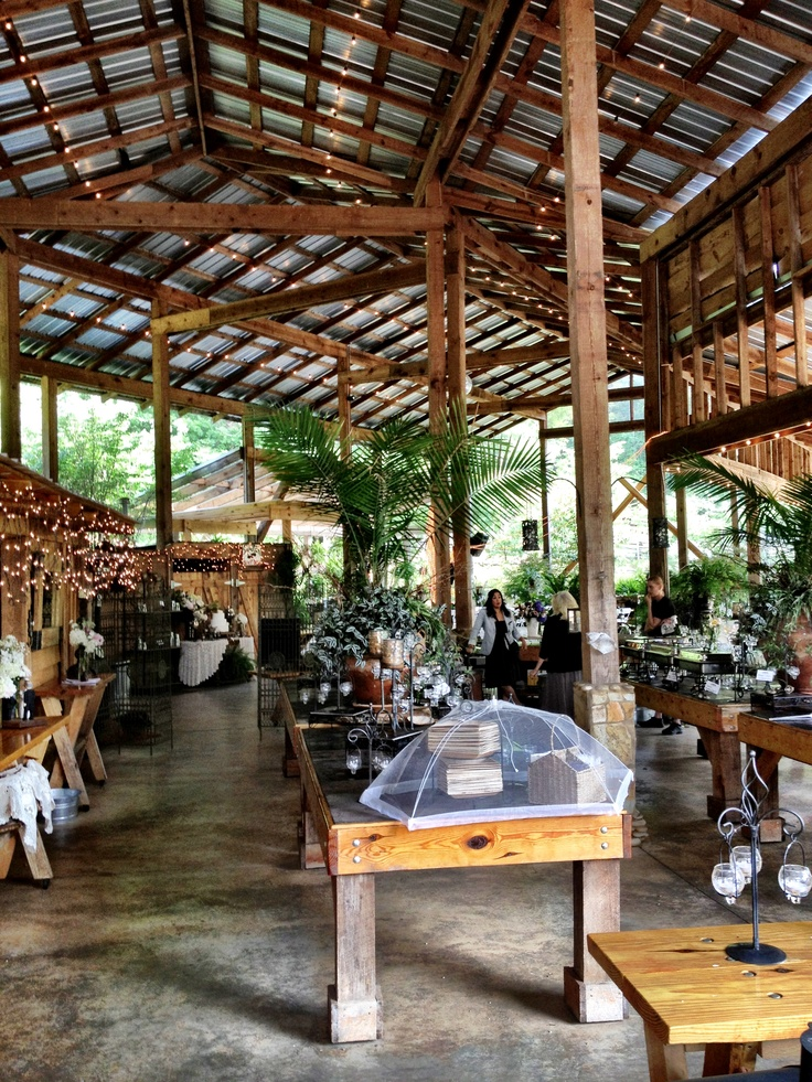 Neverland Farms in Cleveland, GA. Photos | Wedding Venues ...