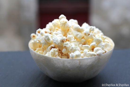 Pop corn : recettes salées et sucrées