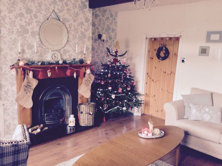Nordic Christmas cottage