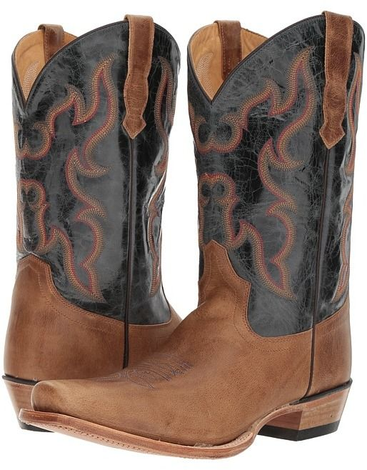 Old West Boots - 5552 Cowboy Boots