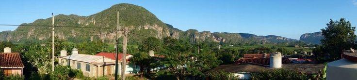 Panoramic view #vinales #cuba
