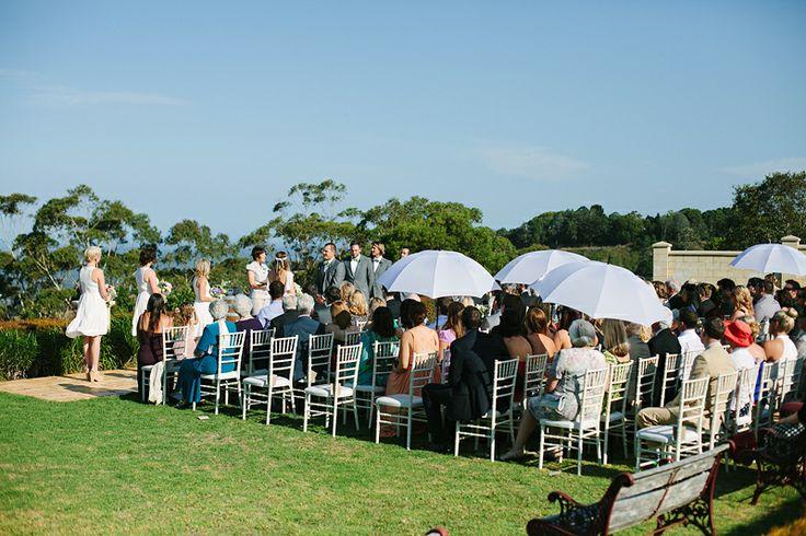 Allison and Daniel – Married! | Flaxton Gardens Wedding » Brisbane based wedding photographer