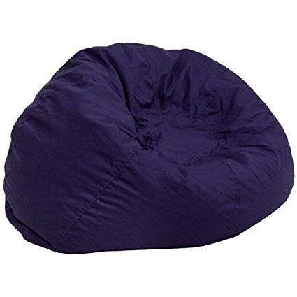 LITTLE BIG LIFE: No small living room should be without a cozy beanbag as sitting place!