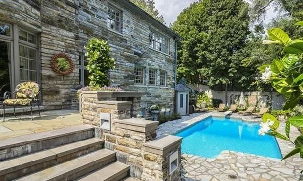 Listed: Brian Mulroney's $5.8 million Montreal mansion