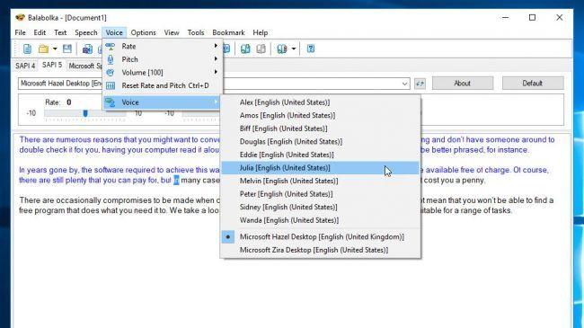 أفضل البرامج المجانية لتحويل النصوص إلى صوت على جهاز الكمبيوتر نيوتك New Tech Free Text Speech Text
