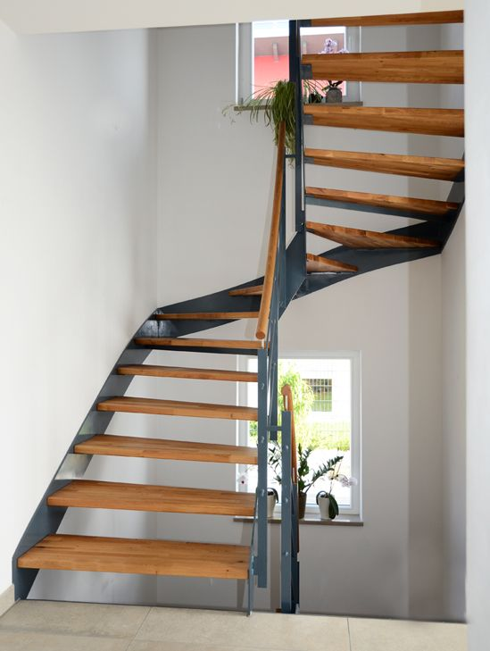 168 besten Treppenhaus Bilder auf Pinterest Treppenhaus - welche treppe fr kleines strandhaus