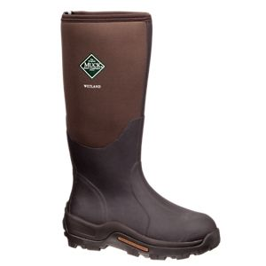 The Original Muck Boot Company Wetland Waterproof Boots for Men - 12 M