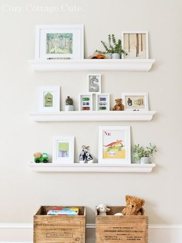 4 Bright Clever Ideas Floating Shelf Corner Products