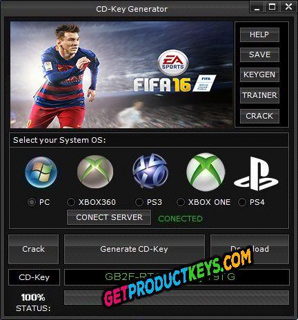 FIFA 16 CD Key Generator Review