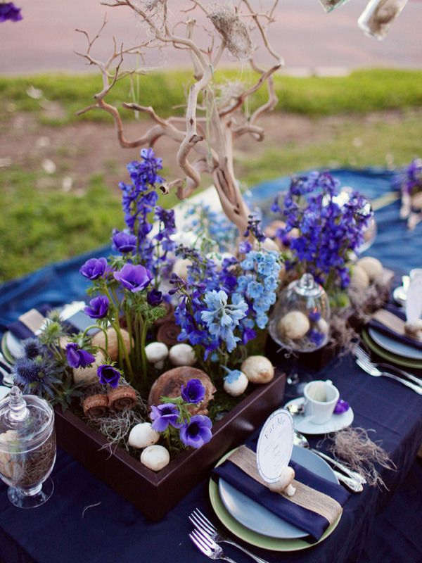 Tea Party Bridal Shower Inspiration | The Wedding Story