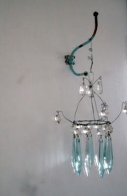 the fisherman's cottage: Handmade Chandelier