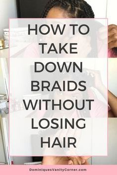 Natural Hair | Protective Styles | Braids for Black Women | Boxed Braids