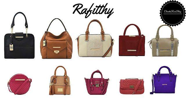 Bolsas Rafitthy - Claudia Rosa Blog