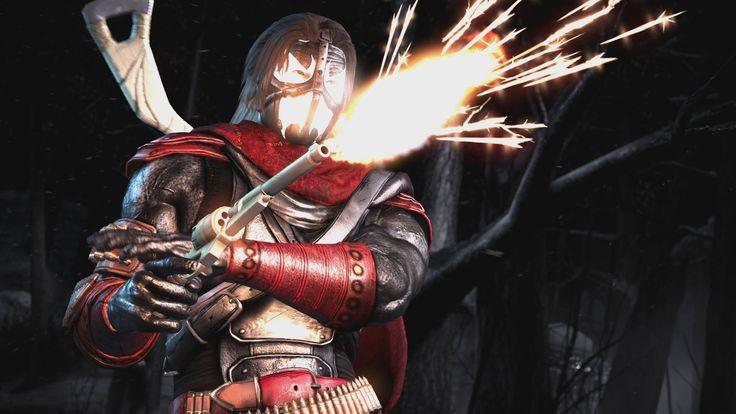Mortal Kombat X - Erron Black Spawn Costume / Skin PC Mod (1080p 60FPS)