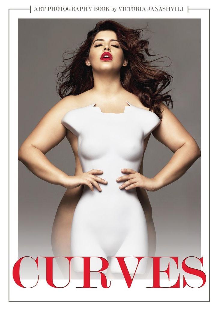 CURVES, il libro fotografico sulle donne curvy