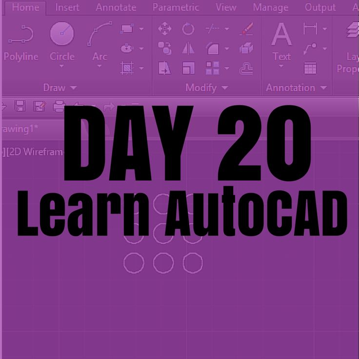 Here is the first episode of a series of AutoCAD tutorials where you will learn all you need to know about the basics in AutoCAD. AutoCAD Basics episode 1