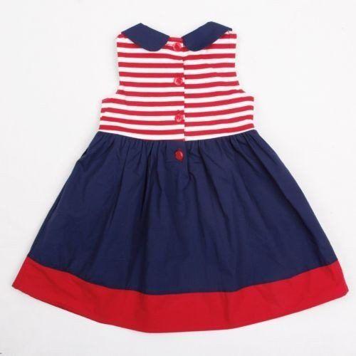 vestido marinero niña - Buscar con Google
