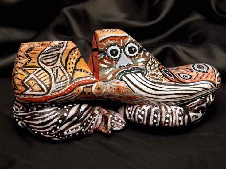 Vintage Schuhleisten wird zum Objekt! Wandeldesign