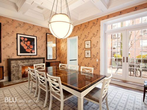 33 best 38 west 87th images on pinterest queen anne for Upper west side townhouse for sale