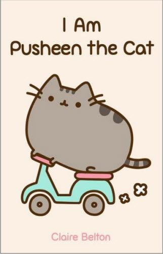 Claire Belton to publish Pusheen the Cat book