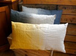 Margaret Häusler Linen Cushions : Remodelista