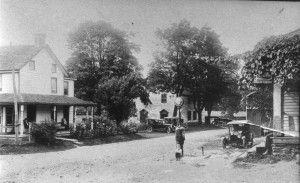 View of Locktown, c. 1920