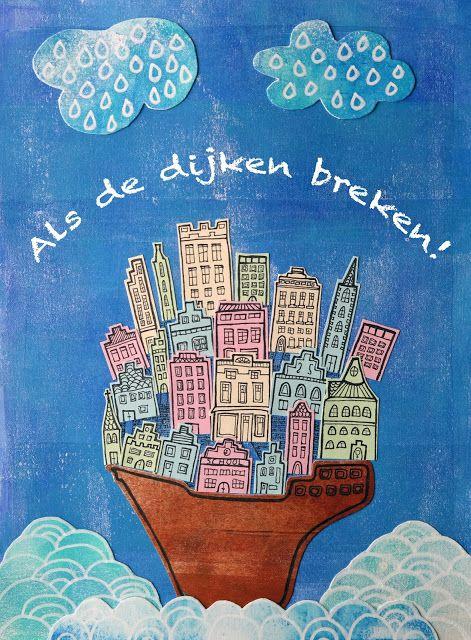 Als de dijken breken! | Kim Broersma