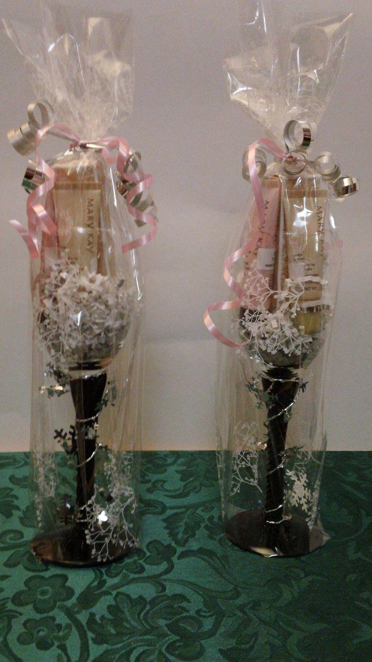 Mary Kay Holiday Gift Baskets | Mary Kay Open House