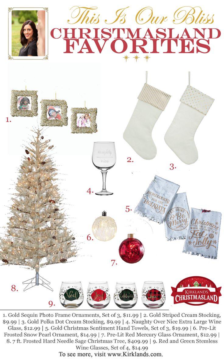 94 best Kirkland\'s images on Pinterest   Christmas decor, Christmas ...
