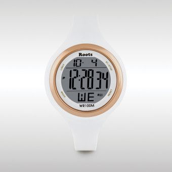 Ladies Lollipop White/gold | Women's Athletic Watches Accessories | Roots