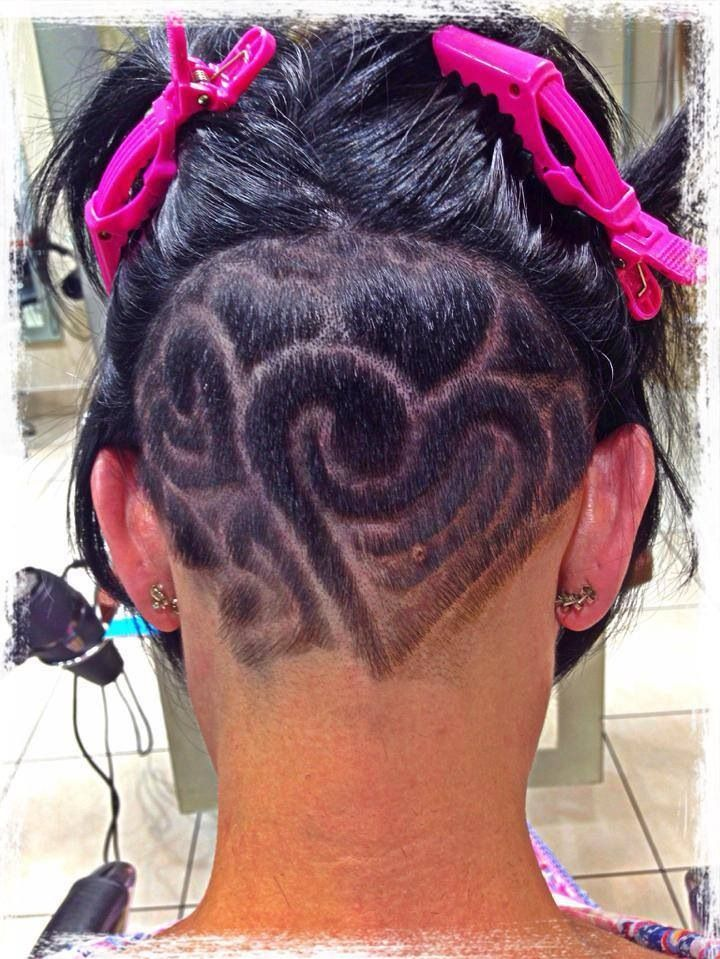HairTattoo by Andrzej at MODA FUSION . Facebook.com/Hairtattooing-andrzejejmont