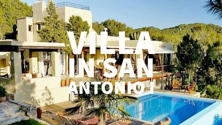 Villa in San Antonio I en San Antonio Bay, Ibiza, España. Visita Villa i...