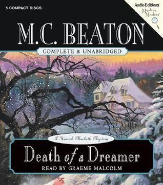 Death of a Dreamer (Hamish Macbeth, #22)