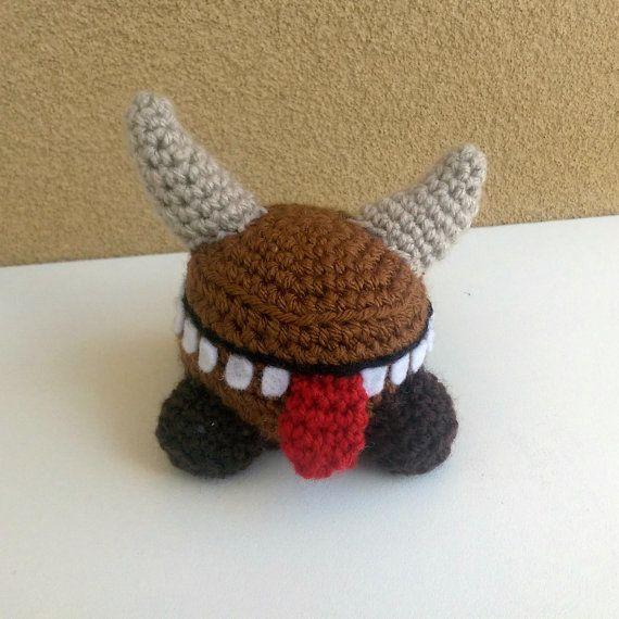 Chester from Don't Starve Amigurumi Crochet by KnotYourHooker, $4.22