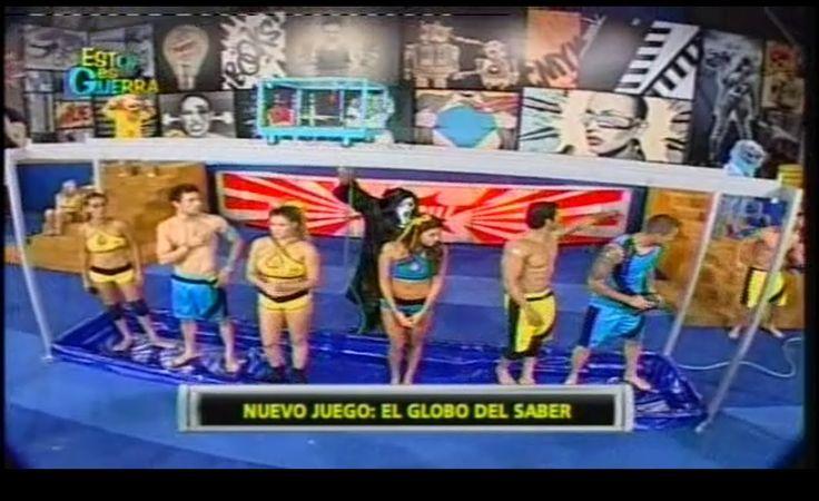 """ESTO ES GUERRA - Juego Nuevo """"El Globo del Saber"""" 06/05/2013"""